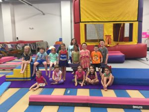 SPECIAL EVENTS – Rock and Roll Gymnastics